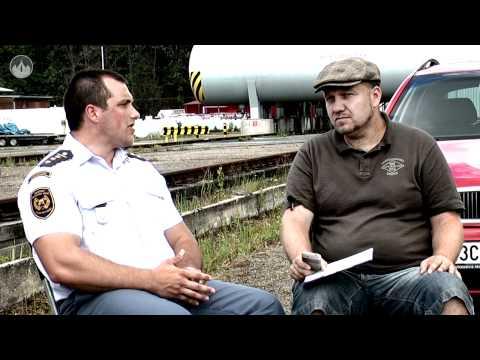 Červená Kawka: Rozhovor s velitelem zásahu požáru plnírny plynu v Branicích