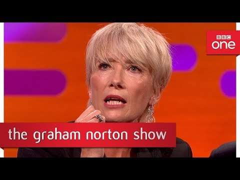 Emma Thompson turned down a date with Donald Trump  The Graham Norton : 2017  BBC One