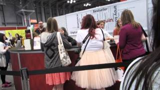 NYC and BOOKCON 2014 Vlog! Thumbnail