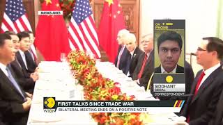 G20 Summit: Trump-Xi meet goes 'very well'