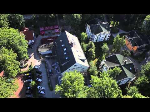 Hotel Coralle Usedom - Luftaufnahmen