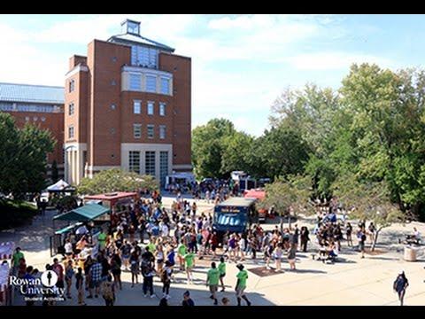 Rowan University Food Truck Festival 2016 ft The Heydaze