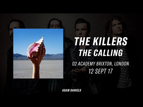 The Calling - The Killers live at the O2...