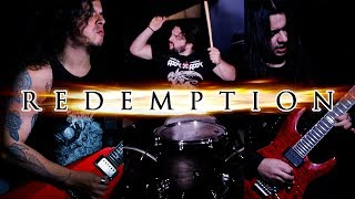 Redemption (MELODIC METAL SHRED ORIGINAL SONG) Charlie Parra ft Luis Kalil, Eduardo Baldo