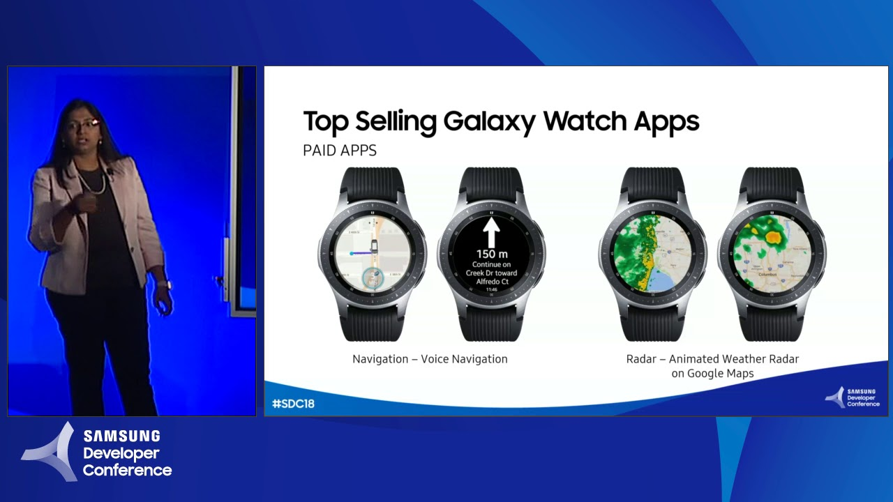 Technical Aspects of Galaxy Watch App Development | SAMSUNG