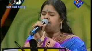 kannada music  Sangeetha Katti Kulkarni  (Part 3)