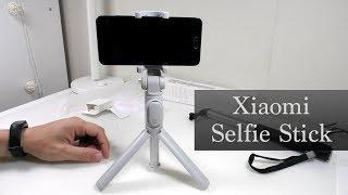 Селфи Палка Xiaomi Selfie Stick с Удаленным Спуском и Tripod - все в Одном. Селфи-палки