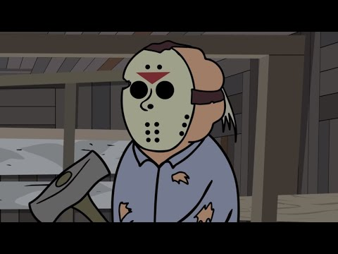 Friday the 13th: The Game Parody 2