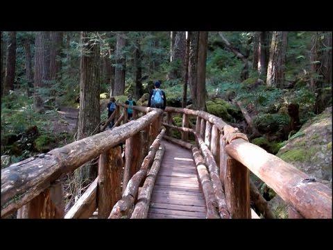 Hiking Lena Lake (Olympic Mountains)