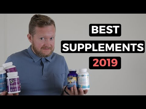 best-supplements-for-your-health-2019