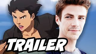 Vixen Comic Con Trailer Breakdown - The Flash Arrow Magic