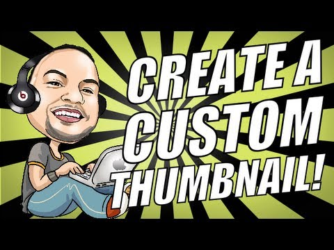 How to Make Custom Thumbnails with FREE YouTube APP