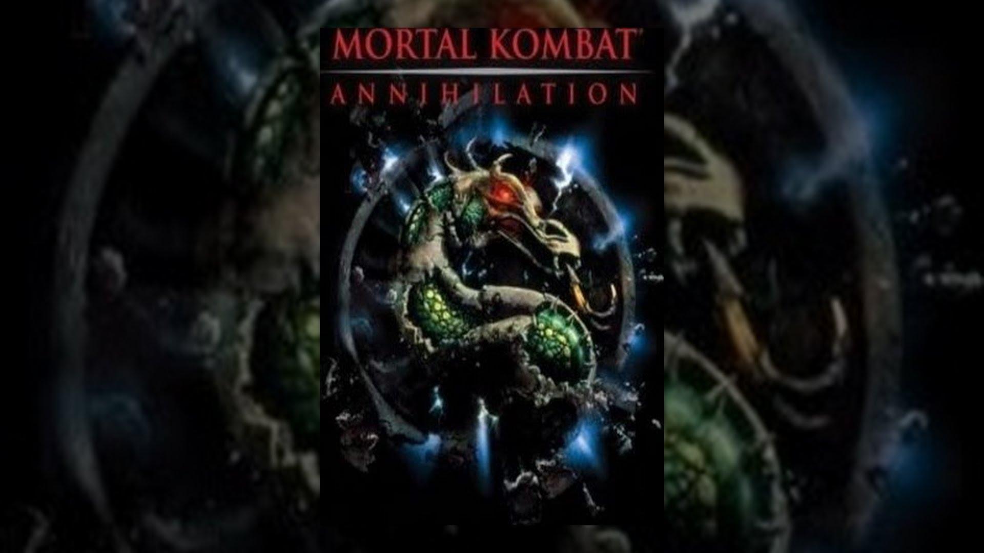 Mortal Kombat II Annihilation - YouTube - photo#24