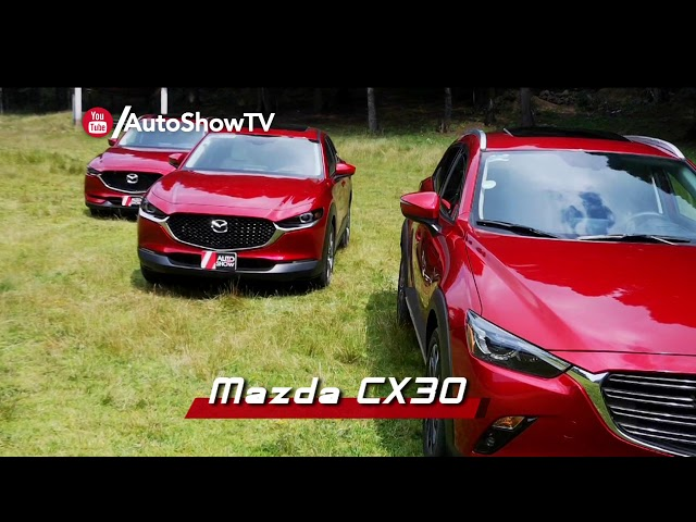 Conoce el lugar que ocupa la nueva Mazda CX-30 y las diferencias con sus hermanos.