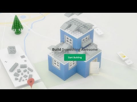 Build Lego on the internet with buildwithchrome.com!
