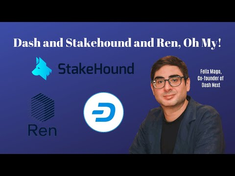 Dash and Stakehound and Ren, Oh My!