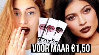 € 1,50 KYLIE JENNER LIPKIT? AliExpress Haul + review ☆ SAAR