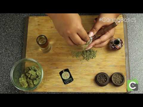 CannaBasics - How to Pack a Bowl