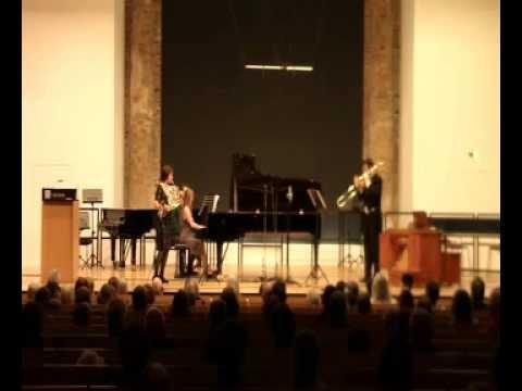 Daniel Leo Simpson: Trio in Bb - Horn, Trombone & Piano Worldpremiere