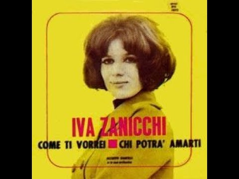 Come ti vorrei, Iva Zanicchi(1964), by Prince of roses