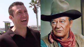 Stupid Liberals Think John Wayne Just Endorsed Hillary Clinton And Are Very Happy  (Hint: He