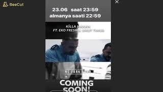 Killa Hakan Eko Fresh ft  Umut Timur  NE FARK EDER  YENi PAR  A SURPRiZi iNSTAGRAM A  iKLAMA  Resimi