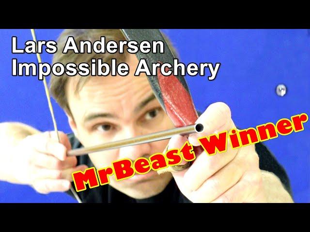 Lars Andersen: Impossible Archery, Vol. 1