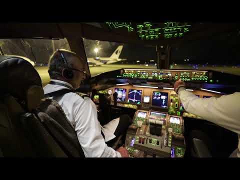 We take you inside PK 897 Boeing 777-200(LR)