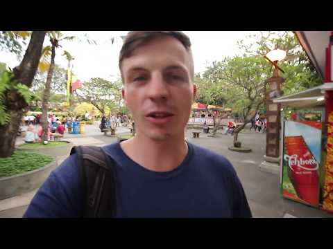 JAKARTA'S CRAZY THEME PARK - Indonesia Vlog
