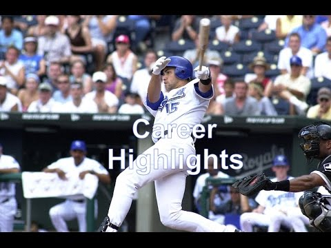 Carlos Beltran Career Highlights