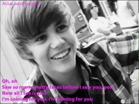 One Less Lonely Girl - Justin Bieber (Lyrics)