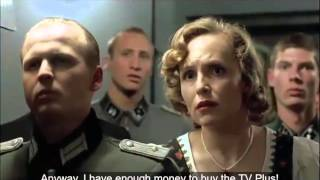 hitler rants about sarah geronimo and abs cbn tv plus