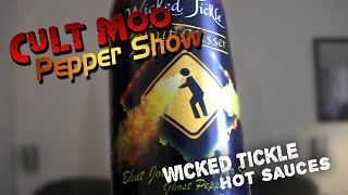 Wicked Tickle Hot Sauces - Pepper Show - Ep.41