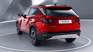 2022 Hyundai Tucson – Exterior and Interior color options