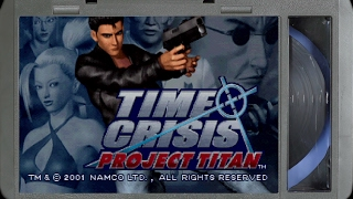 Time Crisis Project Titan :: PlayStation Gameplay (Real Hardware / RGB / 1080p) - VIDEO GAME B-ROLL