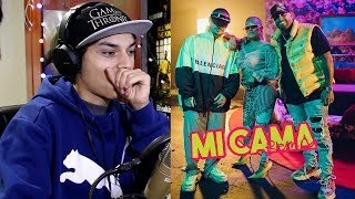 Karol G J. Balvin Mi Cama Remix.mp3