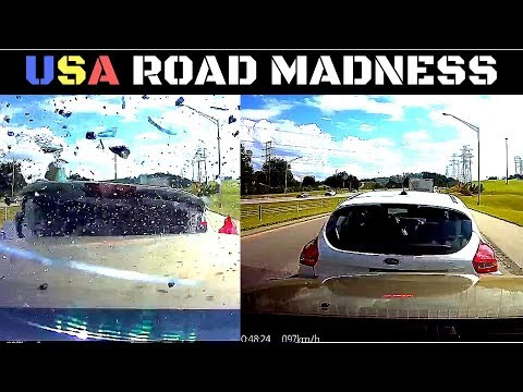 USA DASH CAM MOST POPULAR MOMENTS Ep.6