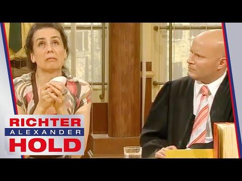 Schockierendes Geständnis! Packt Die Angeklagte Endlich Aus? | 2/2 | Richter Alexander Hold | SAT.1