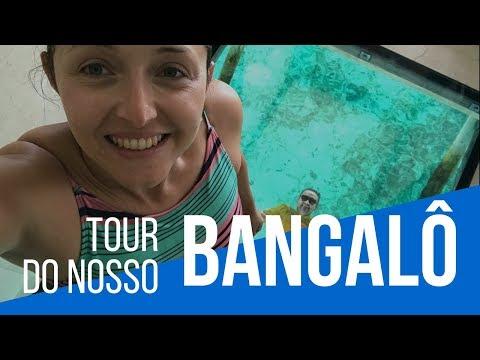 Tour Do Bangalo Em Cima Da água | Maldivas | Lily Beach