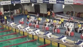 105全國身心障礙運動會游泳比賽女子組S9級100自由式決賽