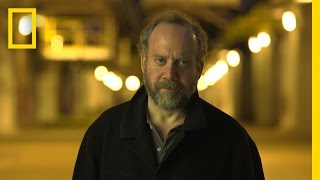 Paul Giamatti on the Set of Breakthrough | Breakthrough