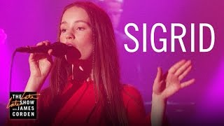 Sigrid: Don't Kill My Vibe