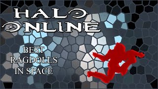 Best Ragdolls in space (HALO Online)