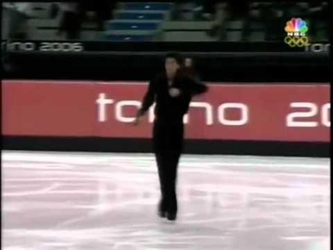Evan Lysacek 06 Olympics LP Carmen.flv