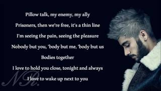 Zayn Malik - PILLOWTALK LYRICS - Mp3 Download Link! 320kbps.