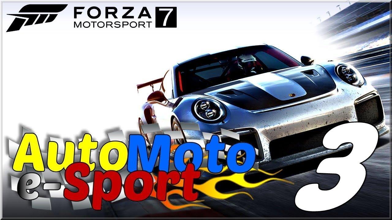 AutoMotoSport | Forza Motorsport 7 | Wyzwanie Drivatar-a