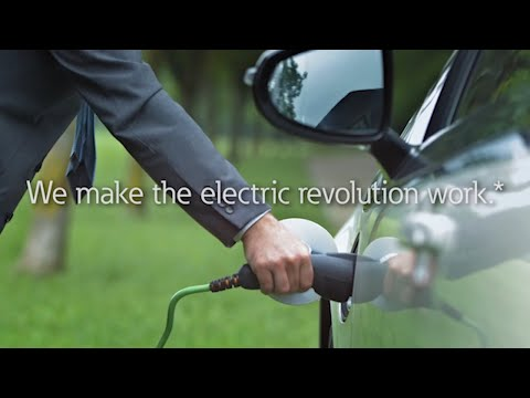 We make the electric revolution work.*