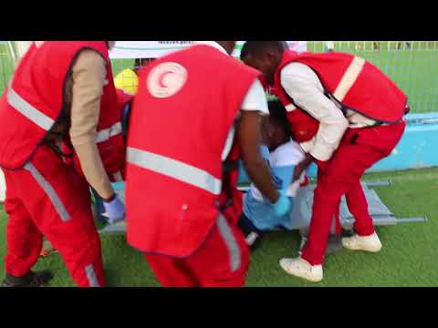 Somali Red Crescent Society marks International First Aid Day Event in Garowe town