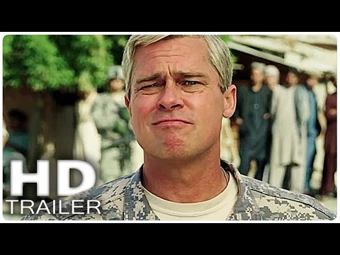 Thumbnail: WAR MACHINE Trailer 2 (Extended) 2017