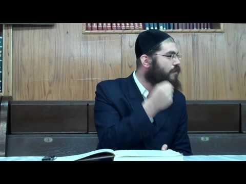 Daf Yomi - Sanhedrin 02 - R' Duvid Bergman